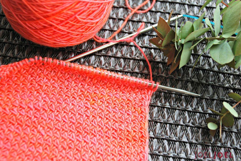 Montagsmuster, stricken, Strickmuster, Anleitung, DIY, Knitting