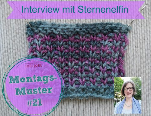 Montags-Muster #21 – Interview mit Sternenelfin