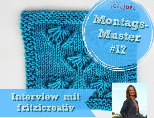 Montags-Muster #17 – Interview mit fritzicreativ