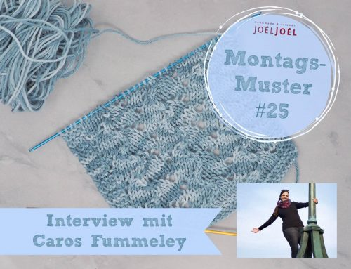 Montags-Muster #25 – Interview mit Caros Fummeley