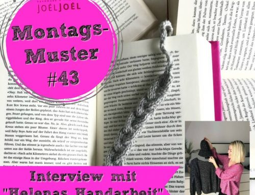 "Montags-Muster #43 – Interview mit ""Helenas Handarbeit"""