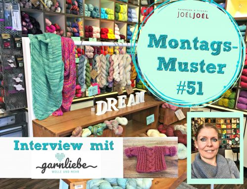 "Montags-Muster # 51 – Interview mit ""garnliebe"""