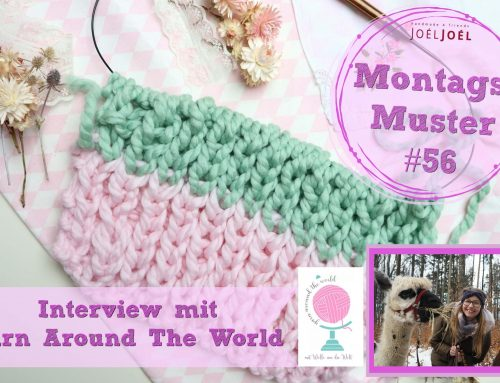 "Montags-Muster #56 – Interview mit ""Yarn Around The World"""