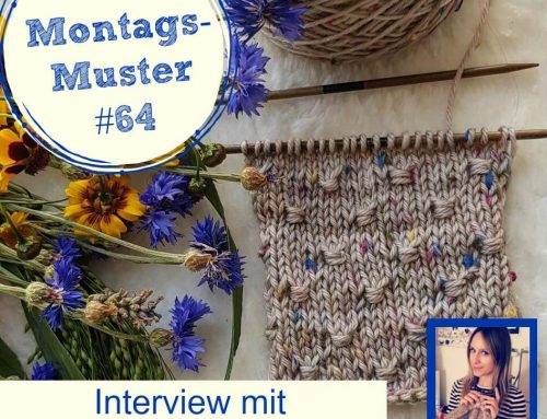 "Montags-Muster #64 – Interview mit ""Wollen Yarn"""