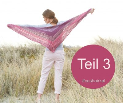 cashairkal, stricken, Tuch, Wolle, Cashair, Lana Grossa