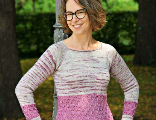 Neues Design: Sweater ANELA