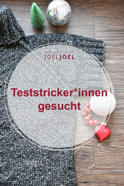 Teststricker, Teststrickerinnen, Wolle, Sweater, Argenta, stricken,