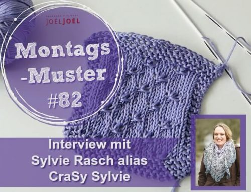 Montags-Muster #82 – Interview mit Crazy Sylvie