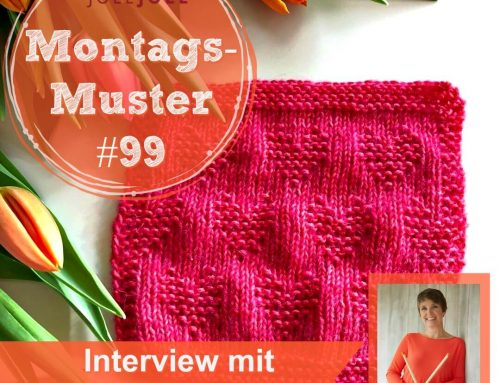 Montags-Muster #99 – Interview mit Tanja Steinbach