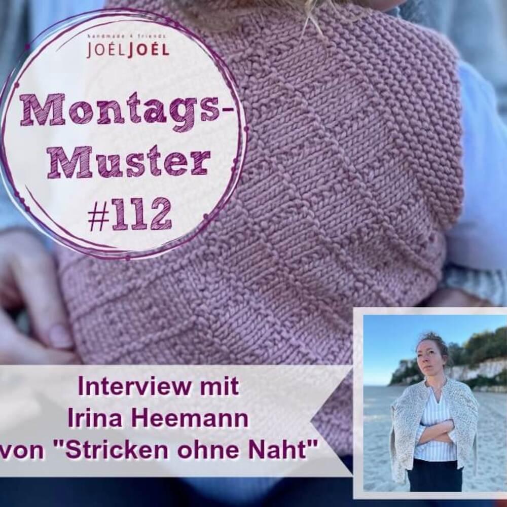 Montagsmuster, Interview, stricken, Wolle, Designerin, Anleitungen, Vorstellung