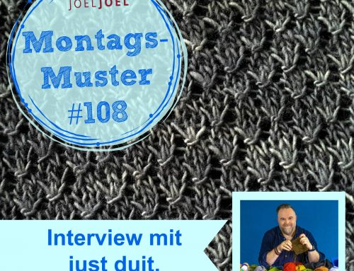 Montags-Muster #108 – Interview mit Just Duit
