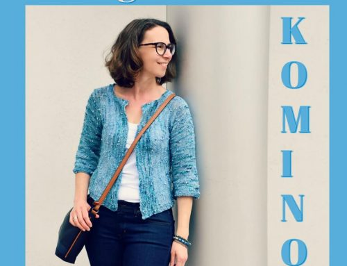 Neues Design – Cardigan KOMINO
