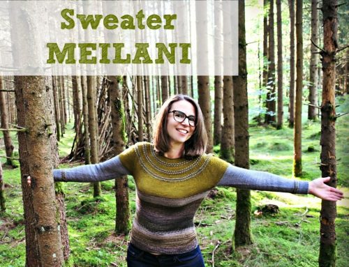 Neues Design – Sweater MEILANI