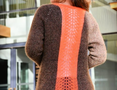 Neues Design – Cardigan COSETTA