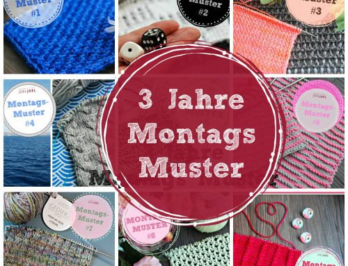 3 Jahre Montags-Muster