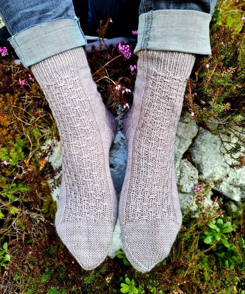 Socken, stricken, Wolle, DIY, Anleitung